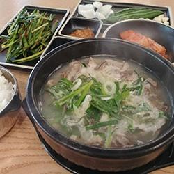 토담돼지국밥